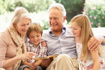 Grandparents and Grandchildren in Georgia